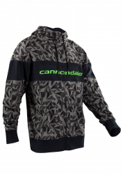 Cannondale Hoodie Kapuzen Jacke | camo Medium