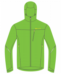 Cannondale Metro Jacket | grün Medium
