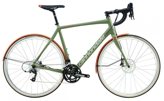Cannondale SYNAPSE ADVENTURE DISC Komplettrad