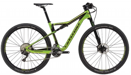 Cannondale SCALPEL SI CRB 4 AGR Komplettrad