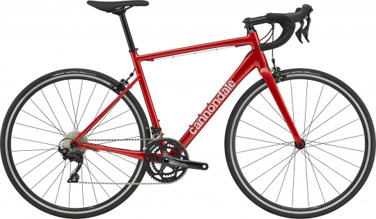 Cannondale CAAD Optimo 1 - 2021 | Candy Red