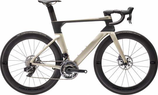 Cannondale SystemSix Hi-MOD Red eTap AXS | Champagne