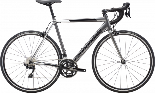 Cannondale CAAD Optimo 105 | Charcoal Gray