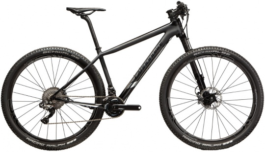 Cannondale F-Si Black inc