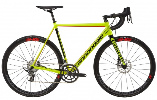 Cannondale CAAD12 Disc Force 2 Volt Komplettrad