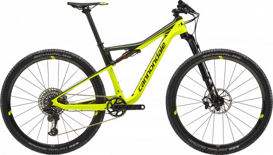 Cannondale Scalpel-Si Hi-Mod World Cup - 2019 | Team Color
