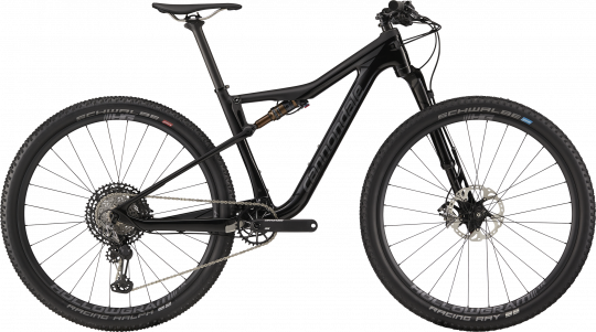 Cannondael Scalpel-Si Limited Edition - 2019 | Graphite