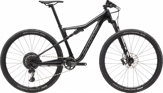 Cannondale Scalpel-Si Carbon 4 - 2019 | Black Pearl