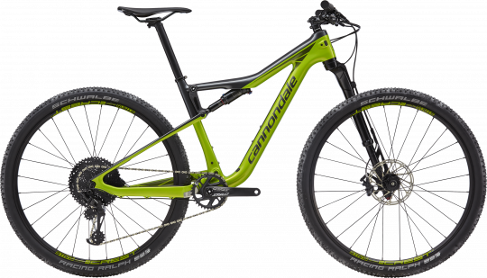 Cannondale Scalpel-Si Carbon 4 - 2019 | Acid Green