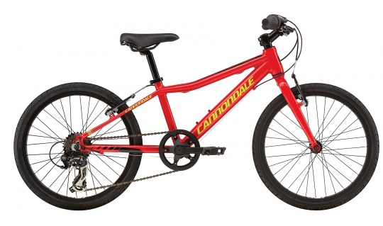 Cannondale Street 20 Kids  RED