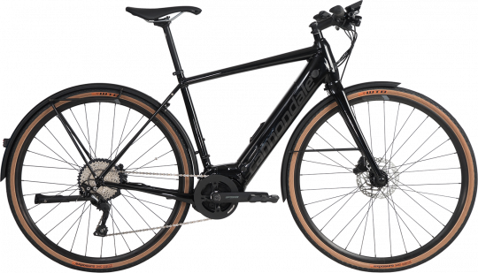 Cannondale Quick Neo EQ - 2019 | Graphite