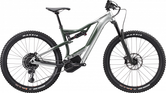 Cannondale Moterra Neo 1 - 2019 | Sage Gray