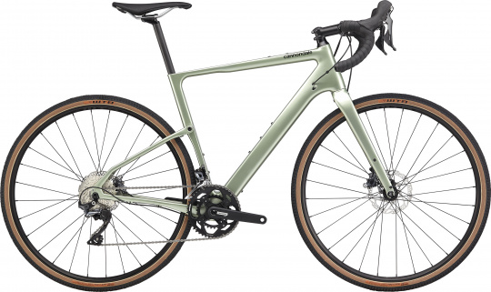 Cannondale Topstone Carbon Ultegra RX 2 - 2020 | Agave