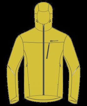 Cannondale Metro Jacket | gelb