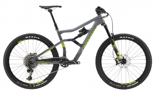 Cannondale Trigger 2 SGY Komplettrad