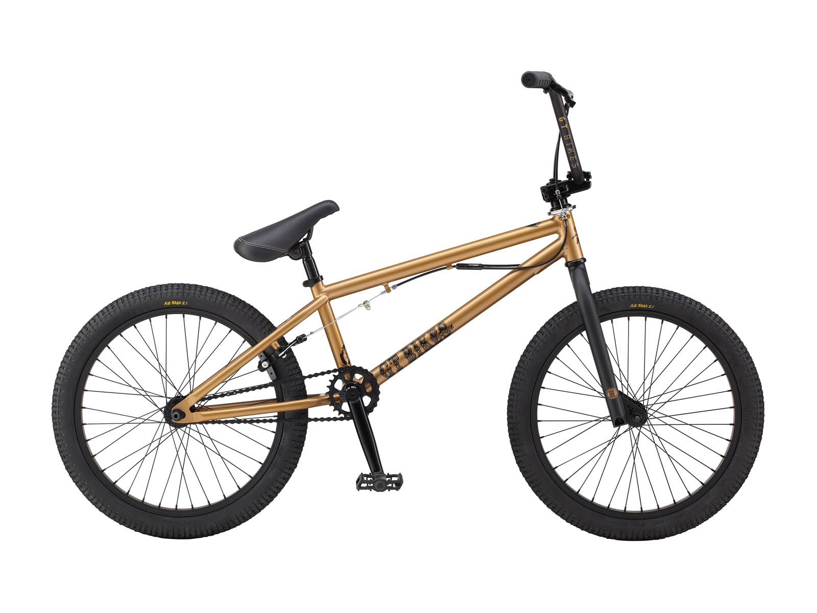 gt slammer gloss gold komplettrad bmx g nstig im cannondale shop kaufen. Black Bedroom Furniture Sets. Home Design Ideas